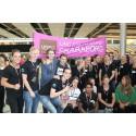 UF-företag från De la Gardiegymnasiet tävlar i SM i Ung företagsamhet
