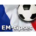 Får jag anordna ett eget tips under fotbolls-EM i Frankrike?