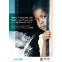 """UNICEFs och WHOs handlingsplan """"Ending Preventable Child Deaths from Pneumonia and Diarrhoea by 2025"""""""