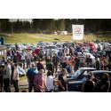 Rekordmånga föranmälda till Skellefteå Motorfestival!