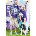 Stilton stroke survivor takes a Step Out for Stroke in Ferry Meadows