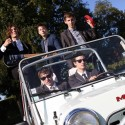 School's Out!  In-your-face, middle finger, teen garage punk snobs, The Arrogants hit the road for Summer