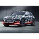 Smugkig på Audi e-tron – Audis første rent elektriske model