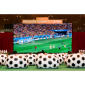 Football fever takes off this season at Changi Airport