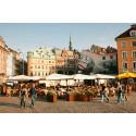 Itäisen Keski-Euroopan ja Baltian kaupunkien suosio huimassa nousussa