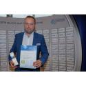 Scania erhält für Fahrstilanalyse Telematik Award 2018