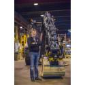 Lännen Tractors velger sikkert redskapsfeste fra Engcon som standard