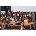Beijerstiftelsen främjar ungdomars forskarintresse