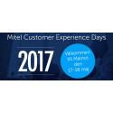 NetNordic deltar på Mitel Customer Experience Days 2017
