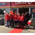 Circle K inviterer til kæmpe 1 års fødselsdagsfest!