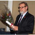Peter Wallenberg Jr tar emot SIR Research Award 2017