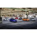 Audi fejrer 25 år med RS-modeller