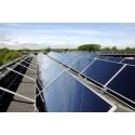 Solenergiföretaget Asoluna flyttar sin produktion till Hisingen i Göteborg