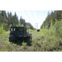 Scandinavian Terrain Vehicles AB tredubblar uthyrning av bandvagnar