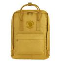 Klassisk ryggsäck i återvunnen förpackning. Fjällräven Re-Kånken.