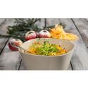 Rotfruktsgratäng - vegetariska varianter av traditionell julmat från Aviko.