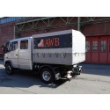 BPW to showcase an electrically retrofitted lorry for municipal waste management at the bauma trade fair