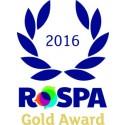 RoSPA Gold Award Win for Celtic