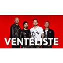 Enorm etterspørsel etter Volbeat-billetter