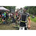 Uppsnack inför Mörksuggejakten 9 Juli med Mattias Brolin, Team Henrikssons Cykel