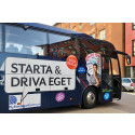 Nyföretagarturné ger boost och råd i Umeå 26 april