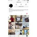 Instagram skärmavbild 1