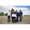 KONE och Parasport Sveriges stipendium gör ridning tillgängligt för fler