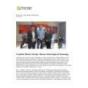 Yamaha Motor Europe chooses Smartsign & Samsung