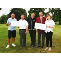 ​Upton By Chester Golf Club raises £2,000 for the Stroke Association