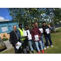 Stiftelsen Greta delade ut stipendier för kulturell verksamhet i norra Sverige