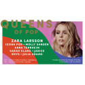 ANNA TERNHEIM TILL QUEENS OF POP