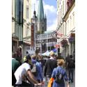 Linköping uppfattas som en attraktiv studentstad