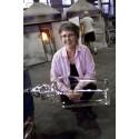 Årets kvinnliga uppfinnare är Annette Krahner från Orrefors