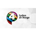 P4 Radio med ny logo