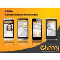 Datenschutzkonformes Messaging mit Chiffry's Heimvorteil