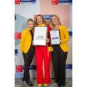 DHL Express kåret til Norges 4. beste arbeidsplass