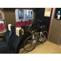 Ta med cykeln på tåget