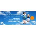 Mod att skapa hållbar samhällsnytta är temat på årets KFS-dagar i Umeå 17-18 maj
