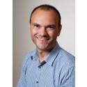 Pontus Källbom, produktchef Egenvård