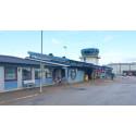 Ombyggnation - Trollhättan-Vänersborg Flygplats