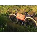 Sörmlands Sparbank har gömt 100 cyklar i Sörmland. Den som hittar en får den.