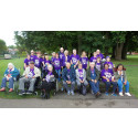 Survivors take a Step Out for Stroke in Luton