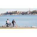 Sifo: Svenskar vill få motion på väg till jobbet