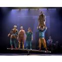Cirkus Cirkörs succéföreställning Limits kommer tillbaka till Stockholm