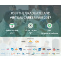 Graduateland Virtual Career Fair 2017 to open with 27 companies looking to recruit university talent