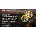 Webinar - Strategi för molnbaserad Business Intelligence