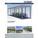Produktblad Cykeltak SHARP