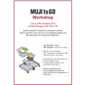 Edits Inc conducts workshop for Muji's fans and customers to introduce the Muji To Go range