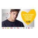 Oscar Zia i kampanj med Friends och Orkla Foods Sverige