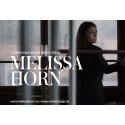 Melissa Horn på sommarturné